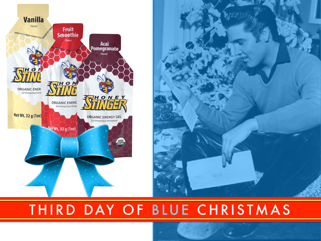 Blue christmas gift ideas